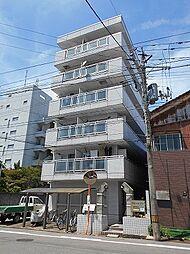 新潟県新潟市中央区明石1丁目の賃貸マンションの外観
