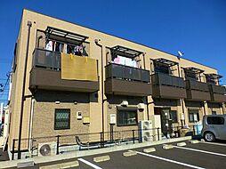 千葉県佐倉市寺崎北4丁目の賃貸アパートの外観