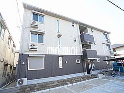 愛知県名古屋市中村区二ツ橋町5丁目の賃貸アパートの外観