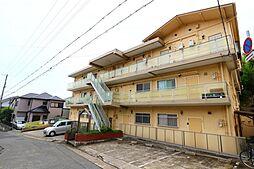 兵庫県神戸市垂水区高丸3丁目の賃貸マンションの外観