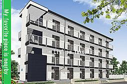 福岡県福岡市城南区西片江2丁目の賃貸マンションの外観
