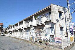 埼玉県狭山市大字北入曽の賃貸アパートの外観