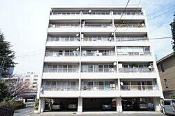 東京都港区麻布台3丁目の賃貸マンションの外観