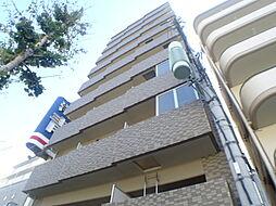 兵庫県神戸市東灘区甲南町5丁目の賃貸マンションの外観