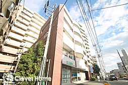 神奈川県相模原市南区相南4の賃貸マンションの外観