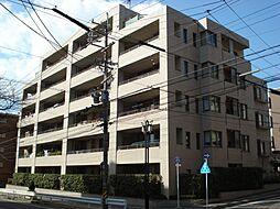 藤ヶ丘シティハウス・リーフコート[2階]の外観