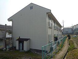 大阪府大阪狭山市茱萸木6丁目の賃貸アパートの外観