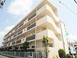 大阪府八尾市高安町南3丁目の賃貸マンションの外観