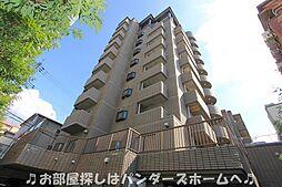 大阪府枚方市伊加賀北町の賃貸マンションの外観