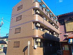 アパートメント今池[4階]の外観