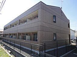 広島県福山市山手町5丁目の賃貸マンションの外観