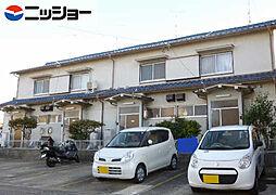 阪勝借家[2階]の外観