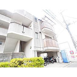 大阪府高槻市京口町の賃貸マンションの外観