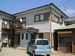 静岡県三島市八反畑の賃貸アパートの外観
