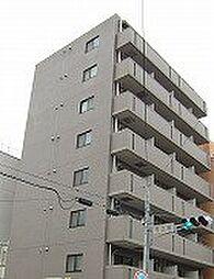 岡山県岡山市北区弓之町の賃貸マンションの外観