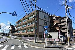 ディアコート津田[2階]の外観