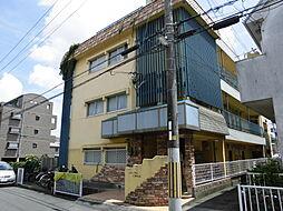 ガーデンプレス南武庫之荘[101号室]の外観