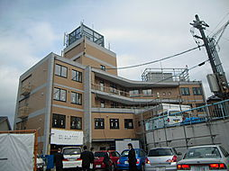 京都府京都市左京区一乗寺松原町の賃貸マンションの外観