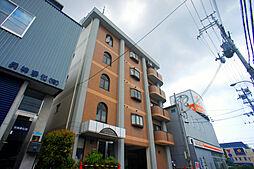 兵庫県神戸市中央区脇浜町2丁目の賃貸マンションの外観