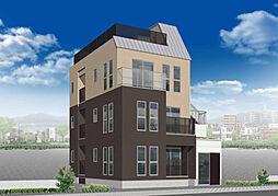 九条南 新築賃貸マンション[101号室]の外観