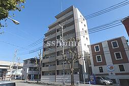 兵庫県神戸市灘区大石東町5丁目の賃貸マンションの外観
