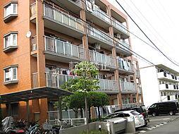荏田五番館[5階]の外観