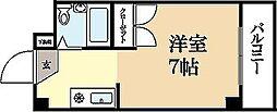 TomoNa[3階]の間取り