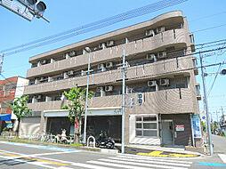小阪パームコート[4階]の外観