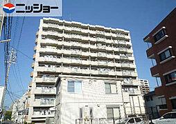 第3北浜田マンション402号室[4階]の外観