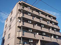 東京都練馬区関町北5の賃貸マンションの外観