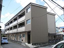 兵庫県姫路市御立西2丁目の賃貸マンションの外観