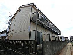 田川ハイツ[1階]の外観