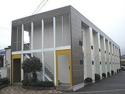 広島県三原市皆実4丁目の賃貸アパートの外観