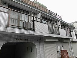 神奈川県横浜市鶴見区上の宮1丁目の賃貸マンションの外観