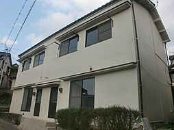 広島県呉市的場2丁目の賃貸アパートの外観