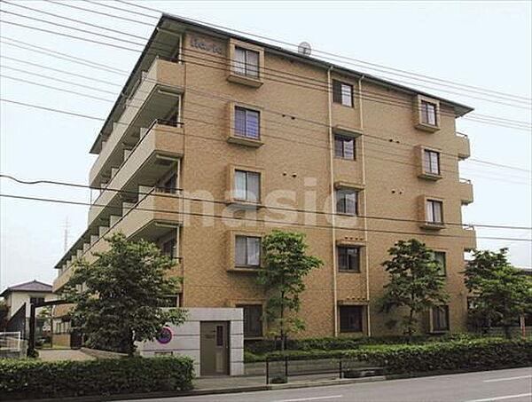 アヴニール七番館 4階の賃貸【東京都 / 小平市】