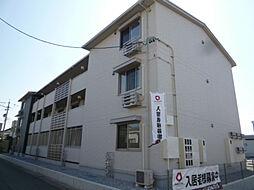 Recente和田B[1階]の外観