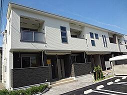 愛知県清須市春日中沼丁目の賃貸アパートの外観
