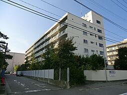 新潟駅南ハイツ[6階]の外観