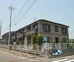 京都府宇治市伊勢田町遊田の賃貸アパートの外観