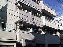 愛媛県松山市木屋町4丁目の賃貸マンションの外観