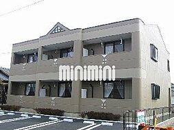 静岡県焼津市大村2丁目の賃貸マンションの外観