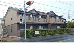 神奈川県横浜市港北区樽町1丁目の賃貸アパートの外観