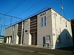 北海道札幌市白石区北郷四条3丁目の賃貸アパートの外観