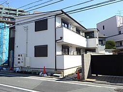 東京都足立区東綾瀬3丁目の賃貸アパートの外観