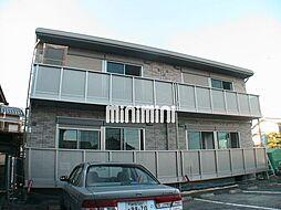 静岡県静岡市清水区下野西の賃貸アパートの外観