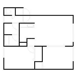 パーセルN14[2階]の間取り
