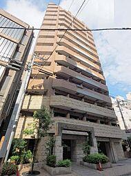 プレサンス心斎橋リベルタ[13階]の外観