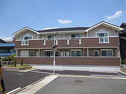 愛知県名古屋市中川区助光2丁目の賃貸アパートの外観