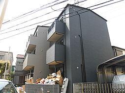 CASAR武蔵新城[303号室]の外観